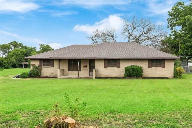 504 N Carpenter Street, Mart, TX 76664 (MLS #202055) :: A.G. Real Estate & Associates