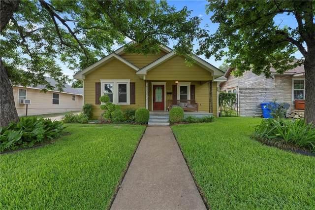 2513 Colonial Avenue, Waco, TX 76707 (MLS #202063) :: A.G. Real Estate & Associates