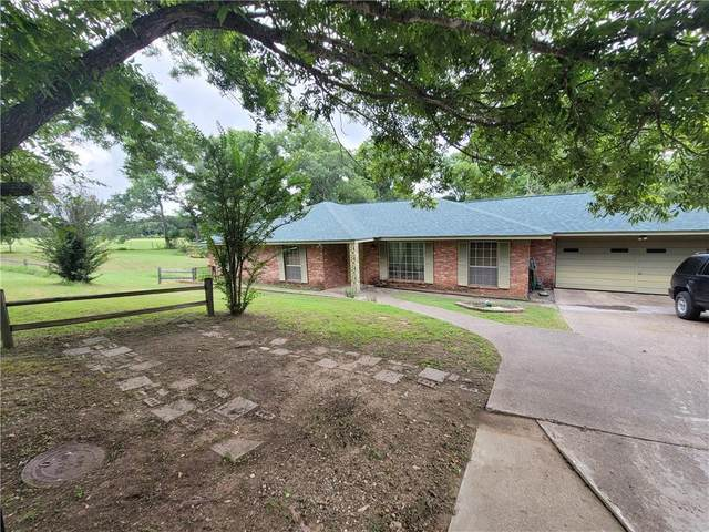 712 Fonville Drive, Marlin, TX 76661 (MLS #202068) :: A.G. Real Estate & Associates