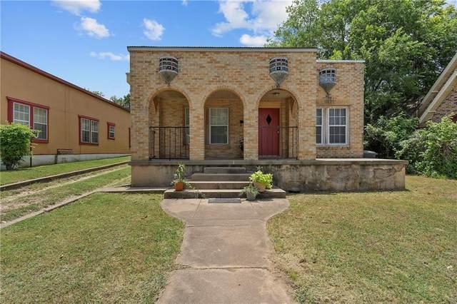 1612 N 16th Street, Waco, TX 76707 (MLS #202089) :: A.G. Real Estate & Associates