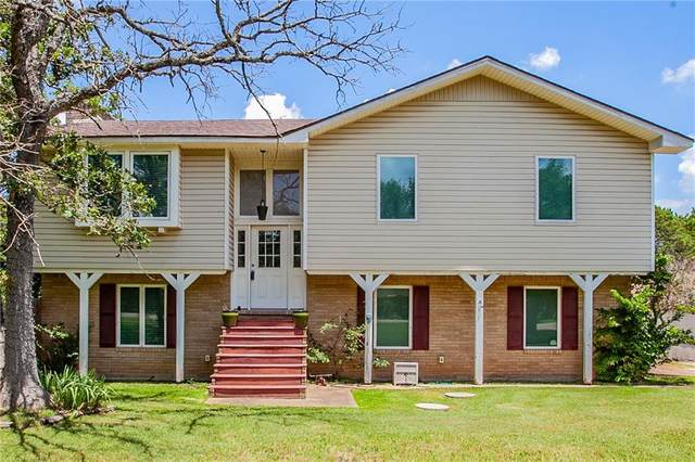 159 Woodland Circle, China Spring, TX 76633 (#202093) :: Homes By Lainie Real Estate Group