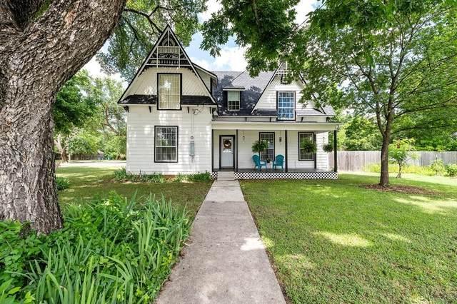 515 N Bosque Street, Meridian, TX 76665 (MLS #202097) :: A.G. Real Estate & Associates