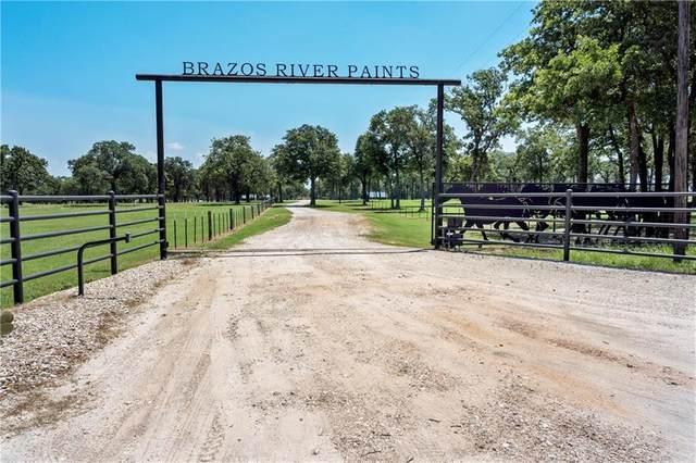 412 Hcr 2200/2201, Aquilla, TX 76622 (MLS #202112) :: A.G. Real Estate & Associates