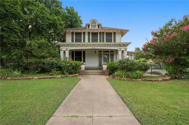 2228 Sanger Avenue, Waco, TX 76707 (MLS #202119) :: NextHome Our Town