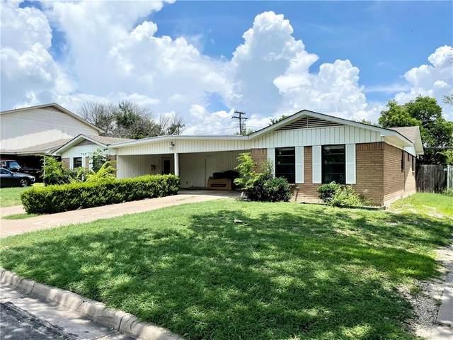 5309 -5311 Tennyson Drive, Waco, TX 76710 (MLS #202144) :: A.G. Real Estate & Associates