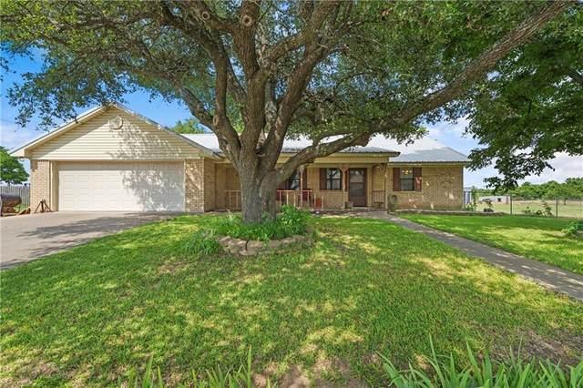 1039 Brice Street, Meridian, TX 76665 (MLS #202146) :: NextHome Our Town