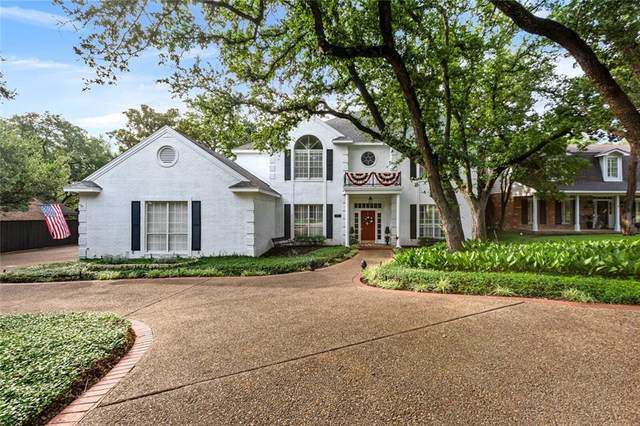 2905 Deerwood Drive, Waco, TX 76710 (MLS #202201) :: A.G. Real Estate & Associates
