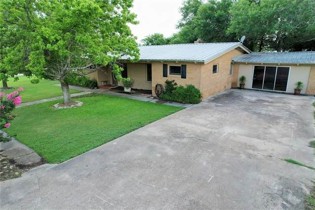 235 Gladys Street, Evant, TX 76525 (MLS #202244) :: NextHome Our Town