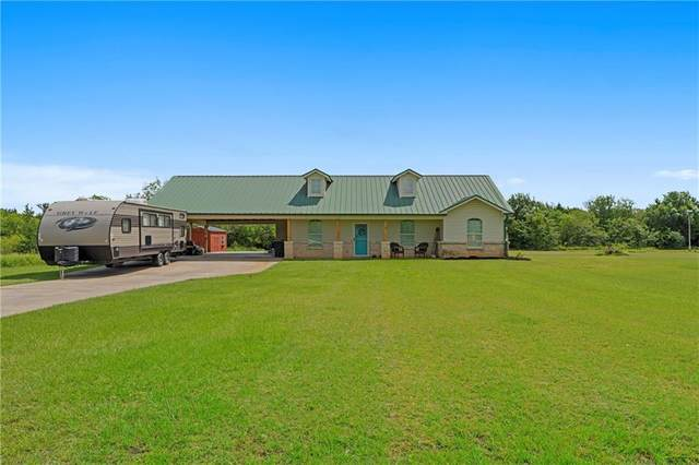 126 Hcr 2119, Whitney, TX 76692 (MLS #202245) :: A.G. Real Estate & Associates