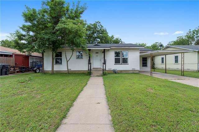 2305 Jane Street, Waco, TX 76711 (MLS #202249) :: A.G. Real Estate & Associates