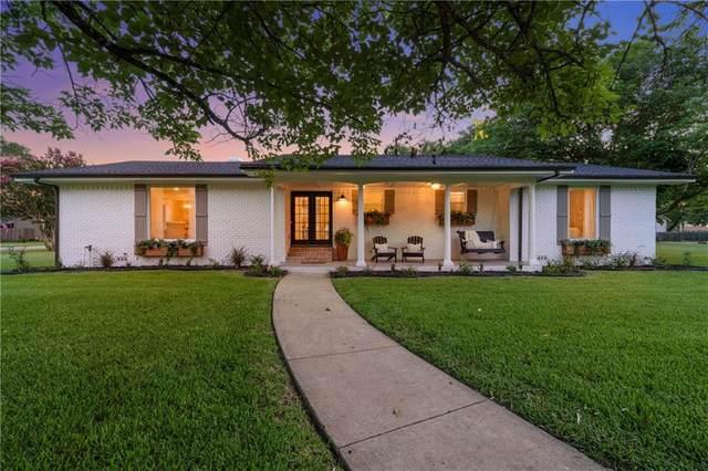 607 S Tyler Street, Mcgregor, TX 76657 (MLS #202267) :: A.G. Real Estate & Associates