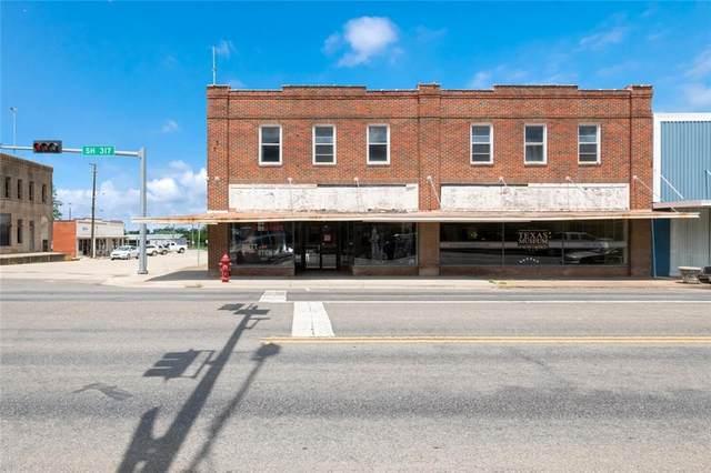 300 S Main Street, Mcgregor, TX 76657 (MLS #202284) :: A.G. Real Estate & Associates
