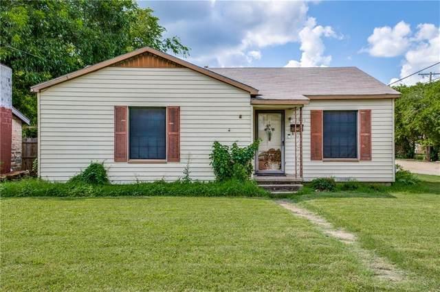 1301 W 10th Street, Mcgregor, TX 76657 (MLS #202285) :: A.G. Real Estate & Associates