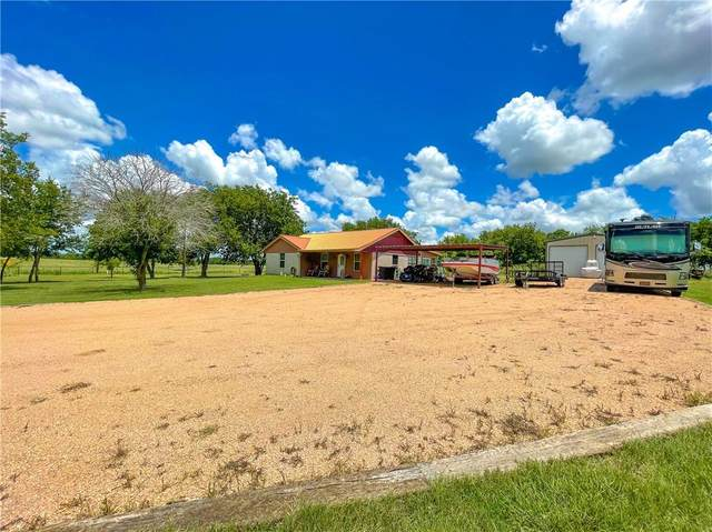4069 Mackey Ranch Road, Moody, TX 76557 (MLS #202349) :: NextHome Our Town