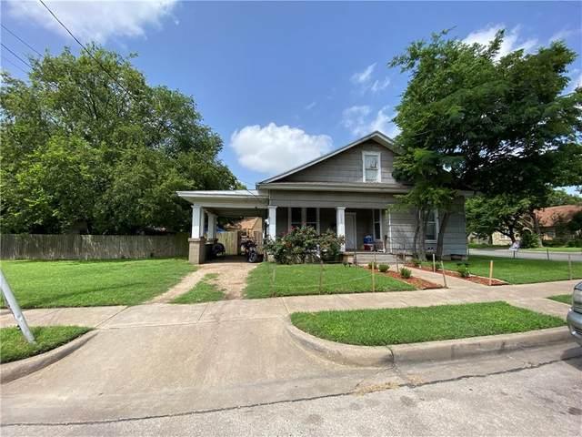 1124 N 29th Street, Waco, TX 76707 (MLS #202364) :: A.G. Real Estate & Associates