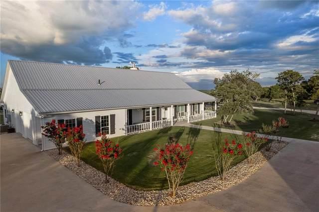 249 Cr 4275, Clifton, TX 76634 (MLS #202373) :: A.G. Real Estate & Associates