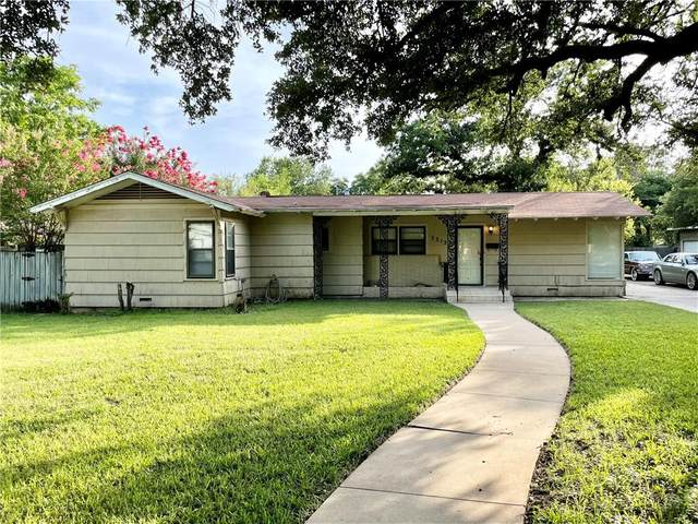 3312 Adeline Drive, Waco, TX 76708 (#202378) :: Homes By Lainie Real Estate Group