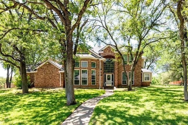 100 Lost Oaks Drive, Waco, TX 76705 (MLS #202412) :: A.G. Real Estate & Associates