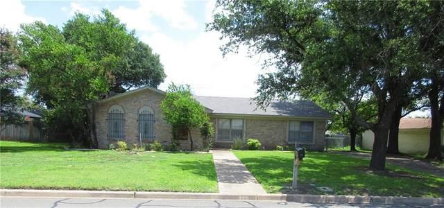 909 Rambler Drive, Waco, TX 76710 (MLS #202417) :: A.G. Real Estate & Associates