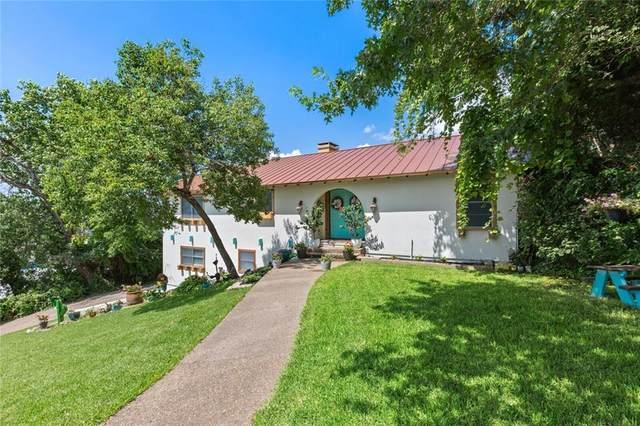 1233 Sleepy Hollow Road, Woodway, TX 76712 (MLS #202429) :: A.G. Real Estate & Associates