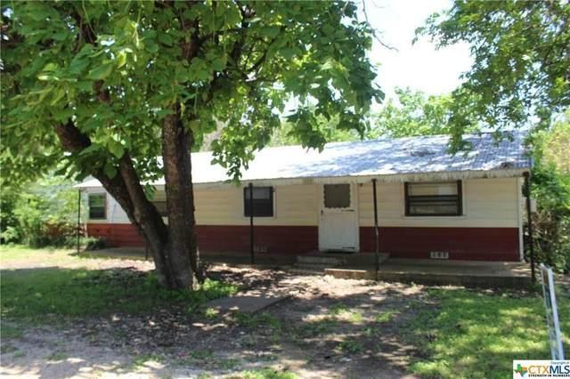 382 Lake Avenue, Elm Mott, TX 76640 (MLS #202450) :: A.G. Real Estate & Associates
