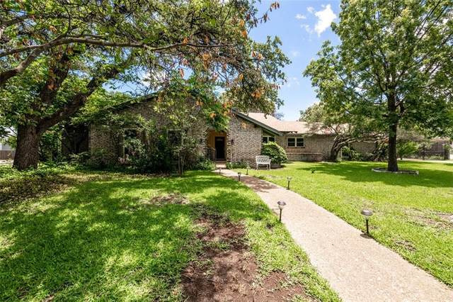 5409 Edinburgh Drive, Waco, TX 76710 (#202455) :: Homes By Lainie Real Estate Group