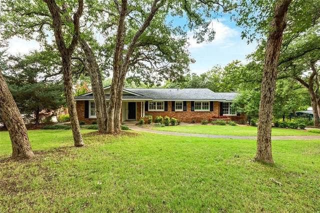 7701 Delhi Road, Woodway, TX 76712 (MLS #202501) :: A.G. Real Estate & Associates