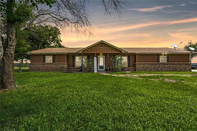 4538 Luther Curtis Road, Troy, TX 76579 (MLS #202504) :: A.G. Real Estate & Associates