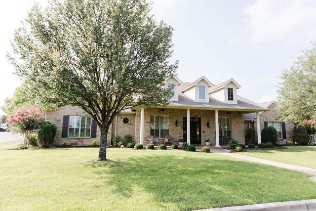 2010 Brook Arbor Court, Mcgregor, TX 76657 (MLS #202512) :: A.G. Real Estate & Associates