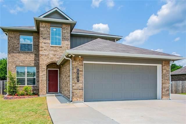 202 Milky Way Road, Bruceville-Eddy, TX 76630 (MLS #202514) :: A.G. Real Estate & Associates