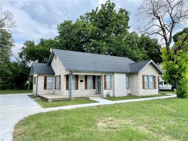 3704 Memorial Drive, Waco, TX 76711 (MLS #202519) :: NextHome Our Town