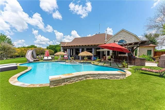 122 Grande Casa Road, Waxahachie, TX 75167 (MLS #202546) :: A.G. Real Estate & Associates