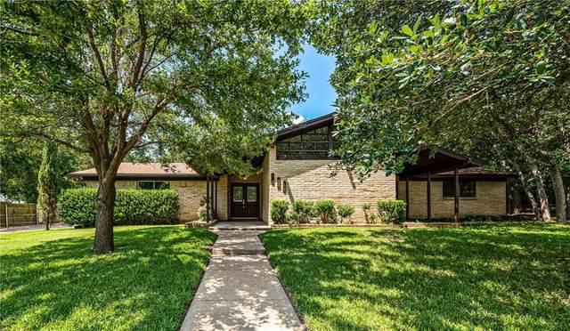 808 Falcon Drive, Woodway, TX 76712 (MLS #202575) :: A.G. Real Estate & Associates
