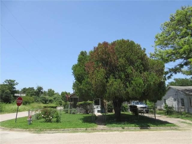 501 San Antonio Street, Marlin, TX 76661 (MLS #202597) :: A.G. Real Estate & Associates