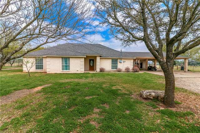 825 Peevey Lane, Robinson, TX 76706 (MLS #202598) :: A.G. Real Estate & Associates