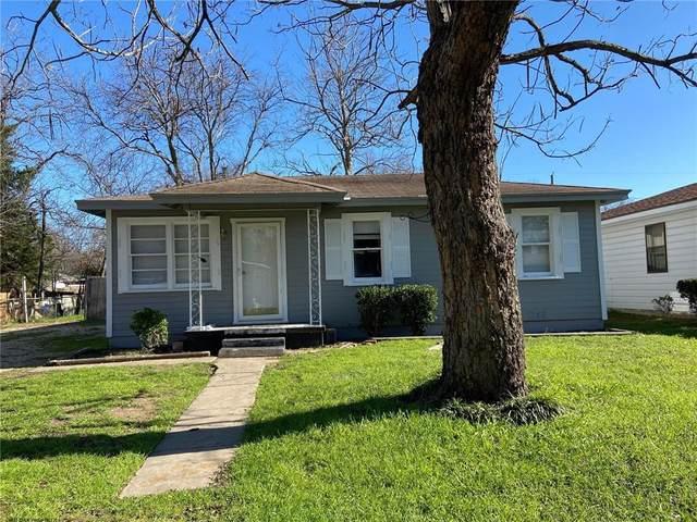 907 Carver Street, Waco, TX 76704 (MLS #202599) :: NextHome Our Town