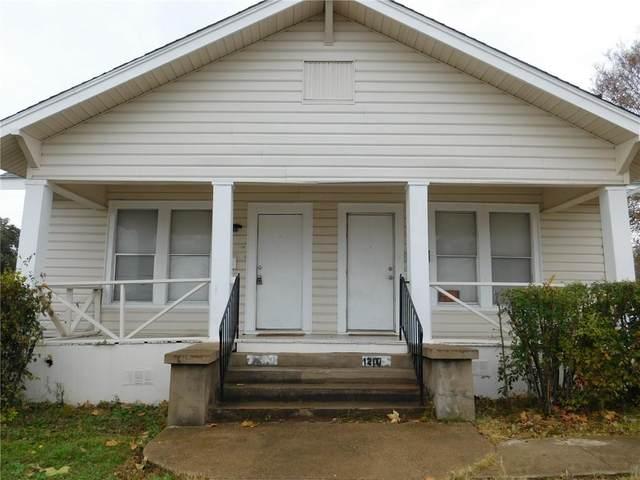 1202 N 9th Street, Waco, TX 76707 (MLS #202601) :: A.G. Real Estate & Associates