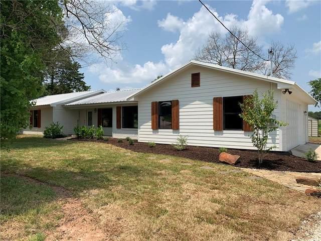 209 Leisure Valley Road, West, TX 76691 (MLS #202613) :: Vista Real Estate