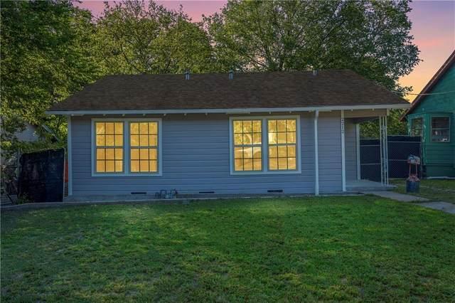 2212 Gurley Avenue, Waco, TX 76706 (MLS #202643) :: A.G. Real Estate & Associates
