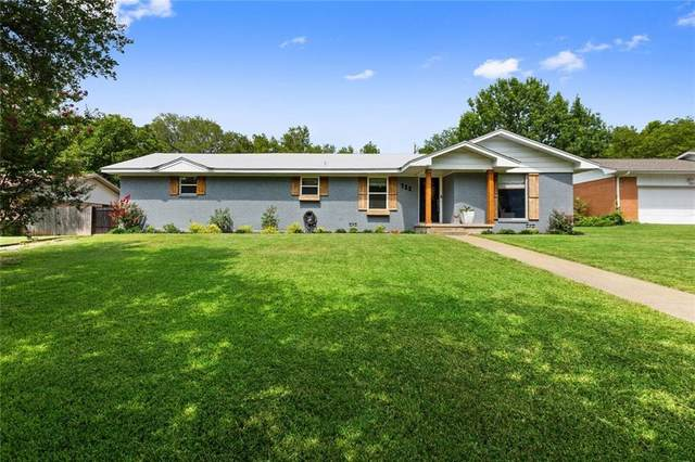 733 Gaywood Drive, Woodway, TX 76712 (MLS #202650) :: A.G. Real Estate & Associates