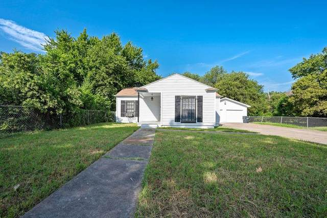 1908 N 13th Street, Waco, TX 76701 (#202671) :: Homes By Lainie Real Estate Group