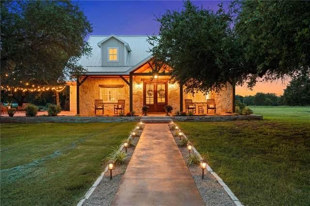 2111 & 2113 Fort Graham Road, Waco, TX 76705 (MLS #202672) :: A.G. Real Estate & Associates