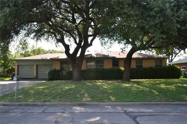 2025 Hanover Drive, Waco, TX 76710 (MLS #202680) :: A.G. Real Estate & Associates
