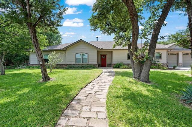 210 Rainbow Drive, Woodway, TX 76712 (MLS #202687) :: A.G. Real Estate & Associates