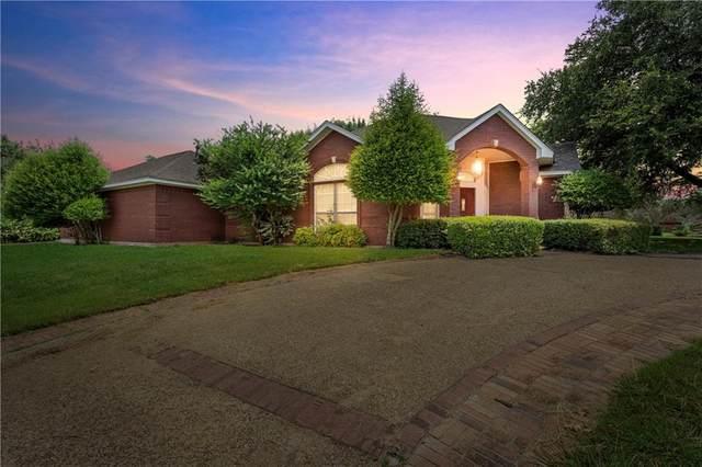 340 Fannin Drive, Hewitt, TX 76643 (MLS #202719) :: A.G. Real Estate & Associates
