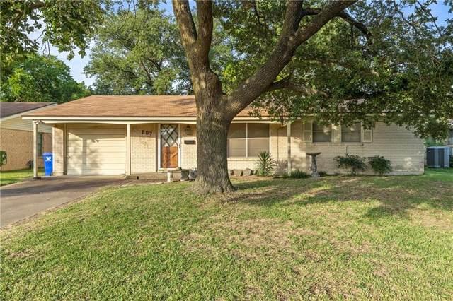 807 N 60th Street, Waco, TX 76710 (#202726) :: Homes By Lainie Real Estate Group