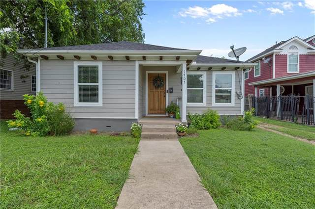1705 Baylor Avenue, Waco, TX 76706 (#202730) :: Homes By Lainie Real Estate Group
