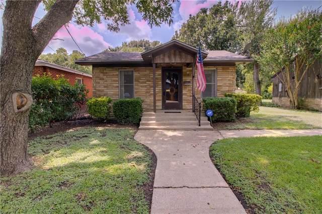 1118 Maxfield Street, Waco, TX 76705 (MLS #202750) :: NextHome Our Town