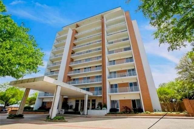 4924 Cobbs Drive 8A, Waco, TX 76710 (MLS #202793) :: NextHome Our Town