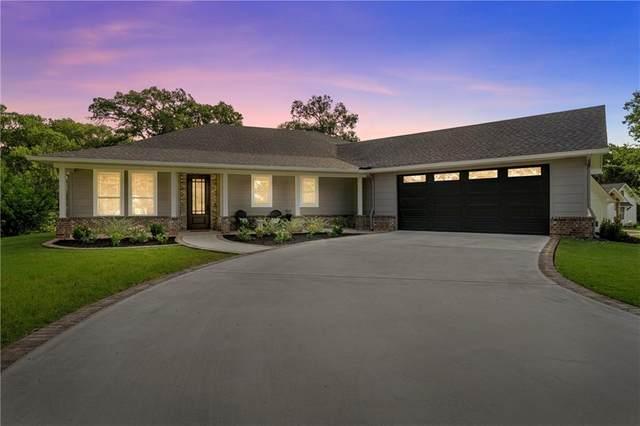 105 River Ridge Drive, Waco, TX 76705 (MLS #202824) :: A.G. Real Estate & Associates